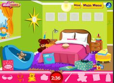 El baúl de A.L: Juego online: localiza los objetos en la habitación