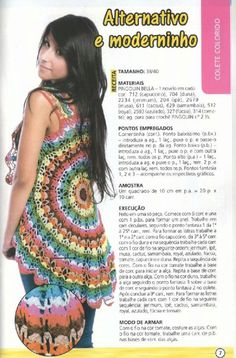 Colorful crochet circular ♥LCC- MRS♥ with diagram. Scroll down to see it