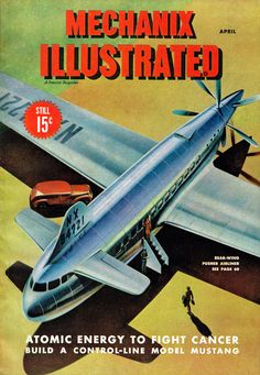 Klappersacks is a conceptual approach that does not hold rigidly to a single paradigm. SAFE for WORK, Home and Kids! Science Magazine, Popular Magazine, Retro Futuristic, Popular Mechanics, Aircraft Design, Dieselpunk, Illustrations Posters, Vintage Posters, Science Fiction