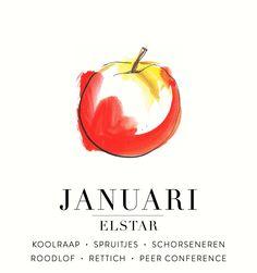 SLA Calendar // January