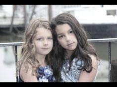 Beautiful sister photography