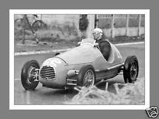 Juan Manuel Fangio, 1948 French Grand Prix
