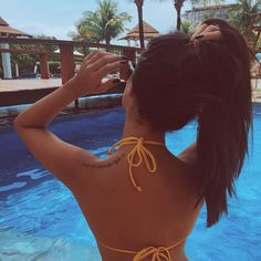 Neat recommendations to take a look at Beach Tumblr, Tumblr Girls, Pool Poses, Pool Photography, Pool Picture, Instagram Pose, Insta Photo Ideas, Foto Pose, Summer Pictures