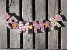 bebes in Home and Garden Ebay, Home And Garden, Baby Shower, Shabby Chic, Kids, Names, Wood Letters, Kid Furniture, Decorations