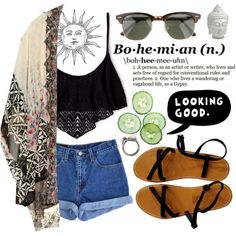bohemian definition by style Hippie Style Clothing, Hippie Outfits, Bohemian Definition, Summer 2014, Spring Summer, Looks Hippie, Stylish Outfits, Cute Outfits, Hippie Lifestyle