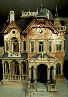 Dollhouse ~ oh my!!
