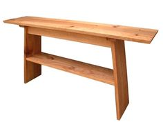 Beuka Hall Table   Past Projects   Eclipse Furniture