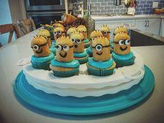 "Minion Twinkie Cupcakes! """"  @allthecooks #recipe"