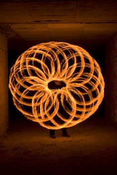 More poi flower...obsessed...must learn how to do this one!!!