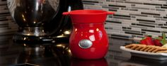 Velata fondue Warmers! These two are my favorite. Available in many other colors. 4 different chocolates to choose from! Visit: https://brookehalfpap.velata.us/Velata/Home