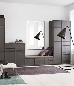Cupboards | Storage-Shelving | Wardrobe | Montana Møbler. Check it out on Architonic