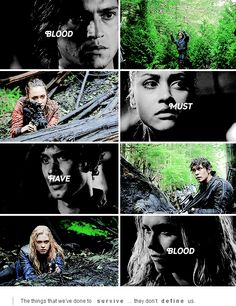 The 100 _ #2x08 #Spacewalker #AdventureSquad