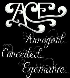 ACE ~ Driven by K. Bromberg