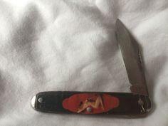 Marilyn Monroe pocket knife