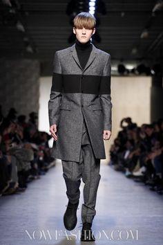 KRISVANASSCHE Menswear Fall Winter 2013 Paris
