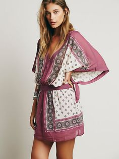 Free People FP New Romantics Between the Lines Dress at Free People Clothing Boutique