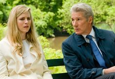 Richard Gere and Brit Marling in 'Arbitrage'