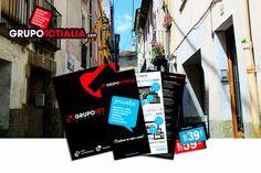 Grupo Actialia ha presentado sus servicios en Masnou de diseño web, diseño gráfico, imprenta, rotulación y marketing digital. Para más información www.grupoactialia.com o 93.516.00.47