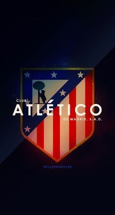 Football Team Logos, Best Football Players, World Football, Team Wallpaper, Football Wallpaper, Antoine Griezmann, Atletico Madrid Logo, At Madrid, Squad Photos