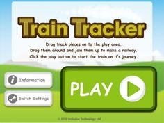 $2.99  Train Tracker is a simple but addictive inclusive game for all ages with a great plus – switch access options for single and two switch users.  Choose your train and then build a track from a choice of straights, curves and cross-over tiles.