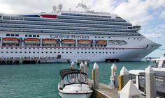 Carnival Cruises to send first ship from US to Cuba for over 50 years Carnival Corporation, Family Cruise, Travel News, Cuba, Sailing, Places To Go, Europe, Ship, Vacation