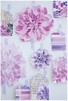 48 Dahlia Art Ideas Dahlia Art Dahlias Garden