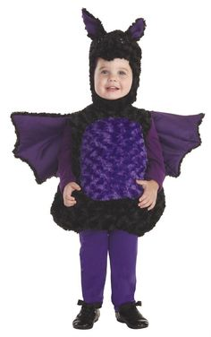 CostumePub.com - Bat Toddler #Halloweencostume