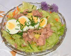 Simi´s Blog: Thunfischsalat mit Senfdressing