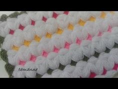 Lana, Knots, Knitwear, Diy And Crafts, Rainbow, Make It Yourself, How To Make, Blog, Youtube