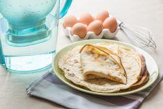 Comment réaliser des crêpes sans lait ? - Diaporamas recommandés