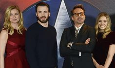 """Captain America: Civil War"" London Photocall - 0033 - Incredibly Downey Jr. 
