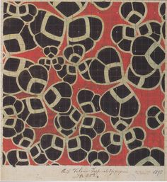 Artist: Koloman Moser  Completion Date: 1898  Place of Creation: Austria  Style: Art Nouveau (Modern)