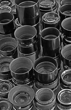 through the Nikon F-Mount - Tips for buying old MF-Nikkor lenses