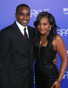 """Newlyweds Bobbi Kristina and Nick Gordon Open Up About Marriage for the First Time. Bobbi Kristina and Nick admitted their romance blossomed after Whitney Houston's death in 2012, insisting that it was something Whitney would have wanted.  Nick replied, """"She made me promise several times to look after Krissy… and, Mom, I will never ever, ever break that promise."""" Bobbi smiled, """"She wanted this. This is something she wanted to see."""""""
