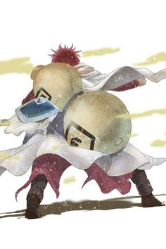 "Gaara (我愛羅, Gaara), renowned as Gaara of the Sand Waterfall (砂瀑の我愛羅, Sabaku no Gaara; English TV ""Gaara of the Desert""), is a major supporting character of the series, and originally introduced as an antagonist. Gaara was the third jinchūriki of Shukaku: the One-Tail,[5] and by Part II, he became the Fifth Kazekage (五代目風影, Godaime Kazekage; Literally meaning ""Fifth Wind Shadow"") of Sunagakure, and had his tailed beast extracted from inside him by Akatsuki."