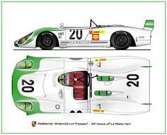 Porsche 908/2 1969