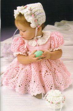 Cotton Frocks Dress Anak Toddler Dress Baby Dress Crochet For Kids Crochet Baby Baby Patterns Crochet Patterns PatchImage gallery – Page 377528381262495945 – ArtofitDuplicate from picture no pattern – Artofit Crochet Baby Dress Pattern, Baby Dress Patterns, Baby Knitting Patterns, Knit Crochet, Crochet Patterns, Crochet Stitch, Crochet Hats, Summer Patterns, Baby Girl Crochet