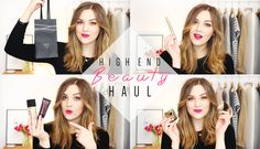 High End Beauty Haul & Review | I Covet Thee