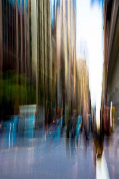Joshua Evan intentional camera movement, somewhere in New York city Motion Blur Photography, Time Lapse Photography, Bokeh Photography, Abstract Photography, Artistic Photography, Landscape Photography, Photography Ideas, Movement Pictures, Love Pictures