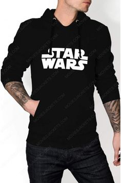 Softly stylish Star Wars Logo Pullover Hoodie is to give you glory identity of one of the biggest sci-fi cinematic franchises ever created. Paris Movie, Star Wars Hoodie, Star Wars Shop, Disneyland Paris, New Movies, Movie Stars, Hoodies, Stylish, Best Deals