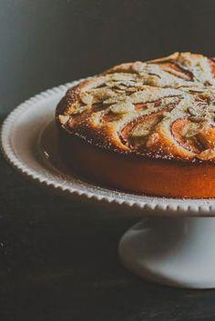Herrlicher Mandelkuchen ohne Mehl und Zucker #rezept #glutenfrei