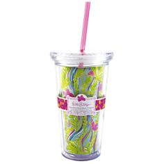 Lilly tumbler. Yes please! Might just have to add this to my tumbler collection.