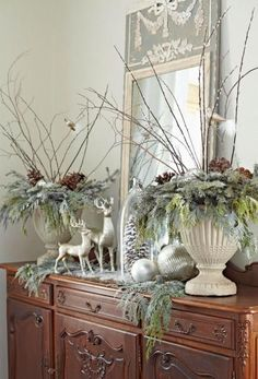 Decorate in Snow-White Style | Midwest Living