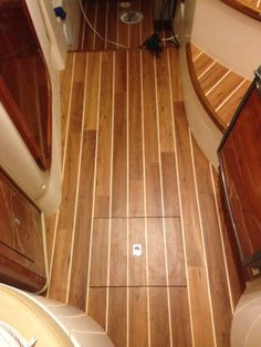 Amtico Interior Flooring Teak Decking Custommarinecarpentry