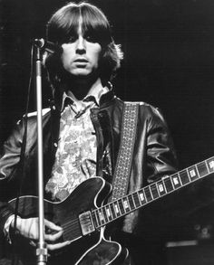 Eric Clapton 1968 at Cream's farewell concert