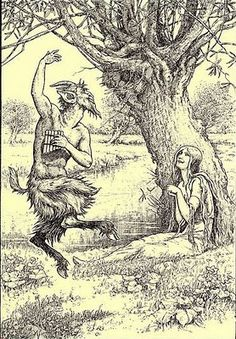 PowerOfBabel: Satyr Day: Satyrs, Fauns, Pans, Sileni, Sylvestrii, and Wood-Folk