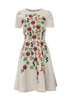 Платье Indiano Natural купить за 5 999 руб IN012EWRFL99 в интернет-магазине Lamoda.ru