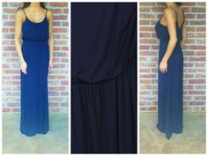 Summer Tank Maxi Dress Coral $34│Andy Boutique Womens online shopping fashion www.andyboutique.com