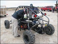 Go Kart Buggy, Off Road Buggy, Kart Cross, Homemade Go Kart, Go Kart Parts, Diy Go Kart, Sand Rail, Best Build, Mini Bike