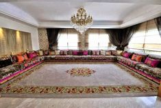 36 meilleures images du tableau salons marocains luxe | Modern ...